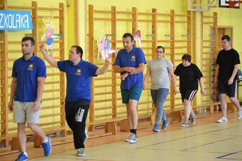 VIII Olimpiada przedszkolaka dla dziewczyny i chłopaka